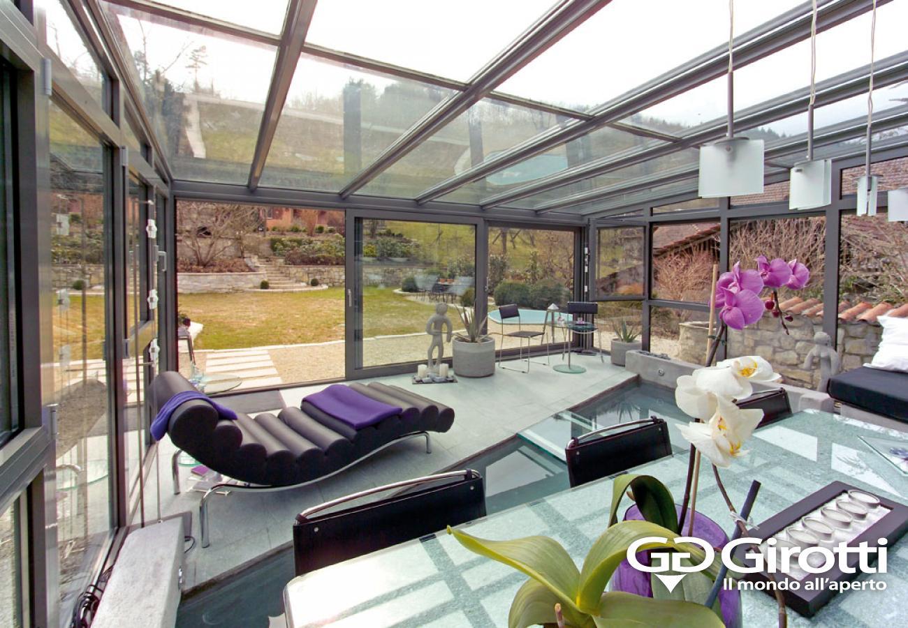 Giardino Dinverno In Casa : Giardini d inverno girotti il mondo all aperto