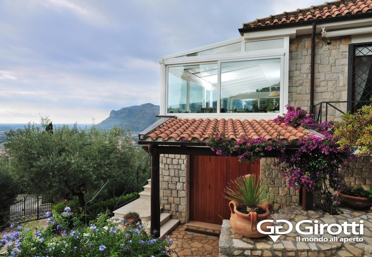 Giardini d 39 inverno girotti il mondo all 39 aperto - Giardino d inverno in terrazza ...