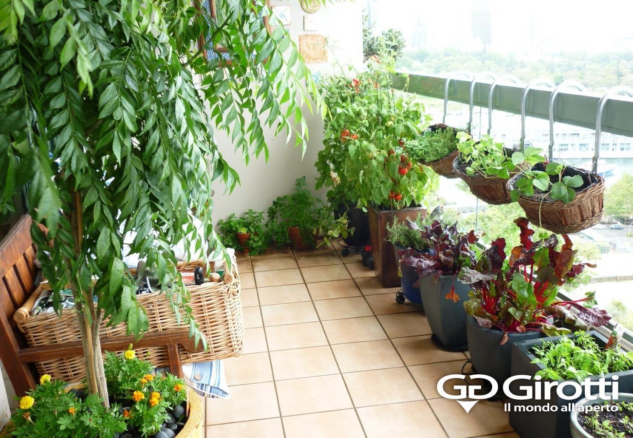 Best impianto irrigazione terrazzo gallery idee - Irrigazione balcone ...