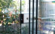 PELACANI - vetrate 'tuttovetro' con chiusura a soffietto