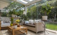 veranda -giardino d'inverno