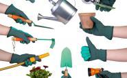 attrezzi per giardino di vario tipo per ogni esigenza