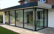 veranda moderna alluminio