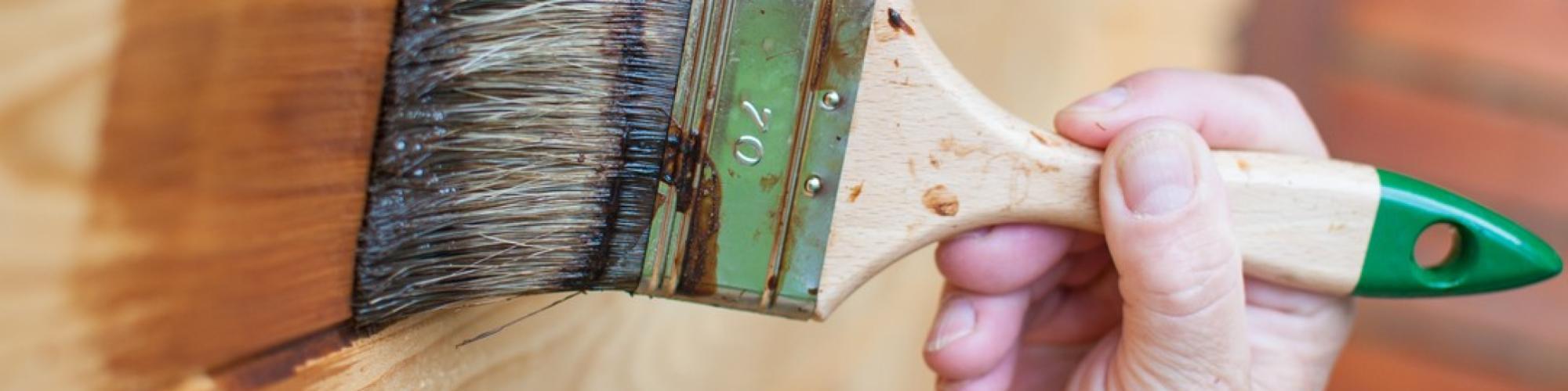 wood maintenance